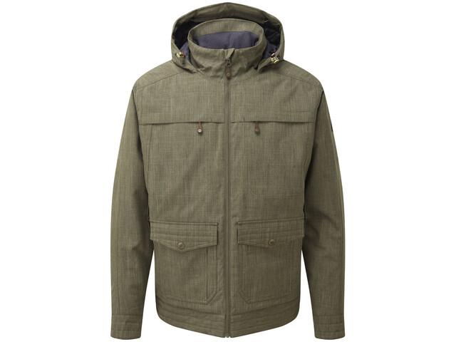 Sherpa Norgay Jacket Men, Oliva